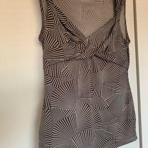 BCBGMAXAZRIA top blouse